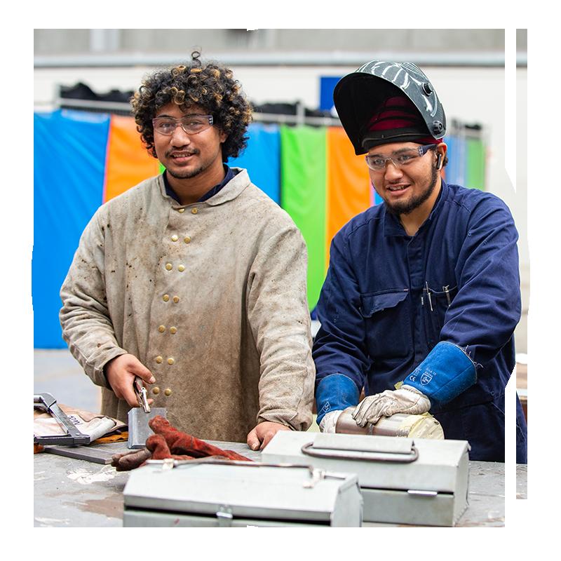Foundation Trades Training at NZ Welding School Auckland Rotorua