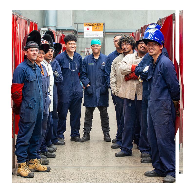 Learn Introductory welding skills at NZ welding school auckland rotorua